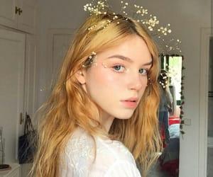 girl and alternative image