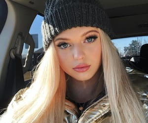 loren, girl, and loren gray image