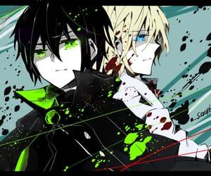 akuma, bishounen, and anime boy image