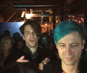 idk how, dallon weekes, and idkhbtfm image