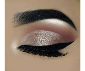 glitter, look, and makeup image