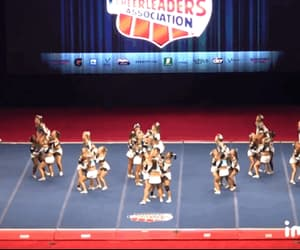 cheerleader, cheerleading, and f5 image