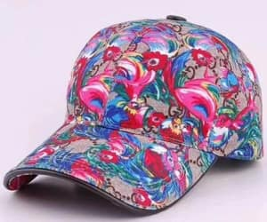 gucci baseball hat image