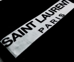 aesthetic, book club, and saint laurent image