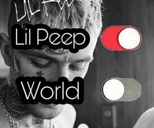 aesthetic, music, and lil peep image