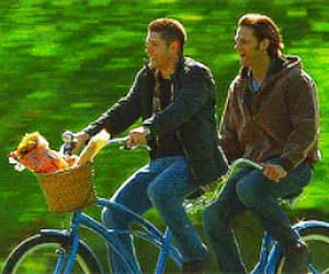 dean, dean winchester, and gif image
