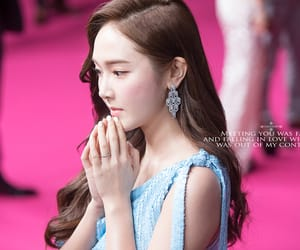 jessica, jung sooyeon, and kpop image