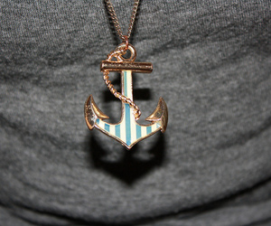 anchor and blue image