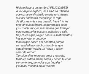 amor, chicos, and frases image