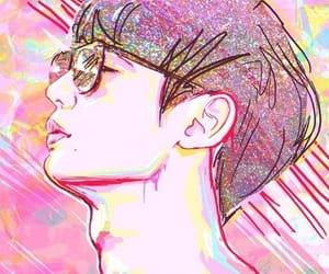 fanart, Minho, and tumblr image