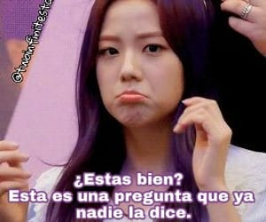 frase, frasestumblr, and jisoo image