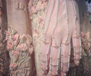 art, dress, and jewelry image