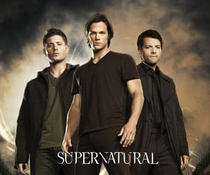 sam winchester, tv show, and supernatural image