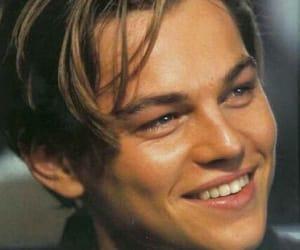 leonardo dicaprio, titanic, and smile image
