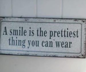smile, quotes, and pretty image