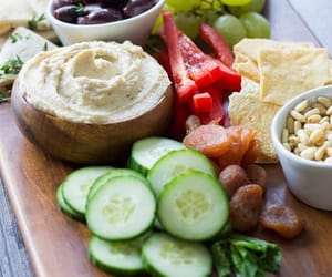food, vegetables, and سلطة image