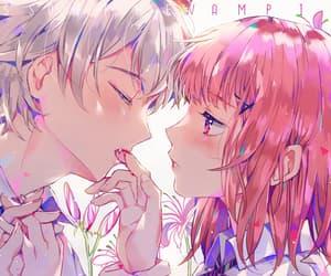anime, vampire, and anime girl image