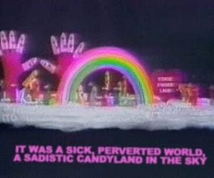 grunge, sick, and candyland image