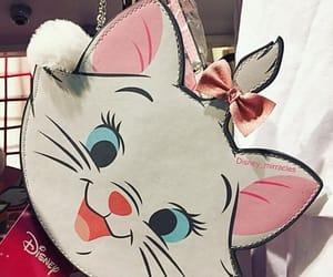 aristocats, bag, and cat image