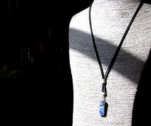 etsy, suede cord, and lapis lazuli jewelry image