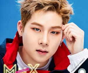 handsome, jooheon, and photoshoot image