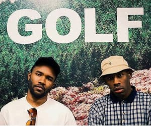 tyler the creator and frank ocean image