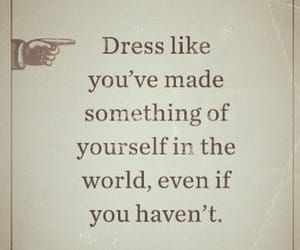 fashion, style, and motto image