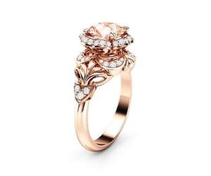 diamonds, engagement ring, and engagementring image