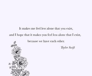 quote, Taylor Swift, and swiftie image