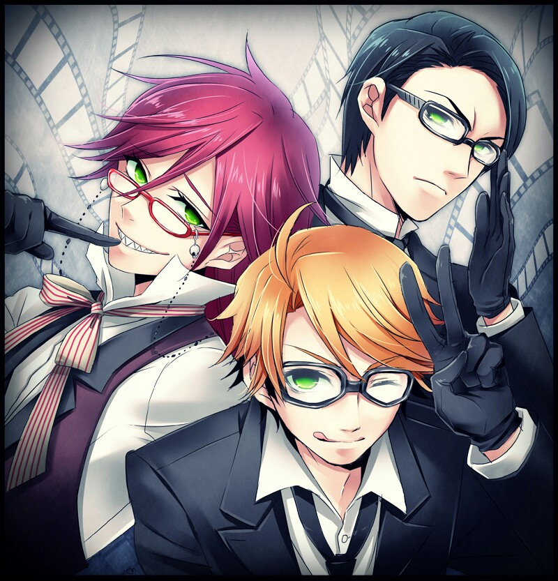 black butler, anime, and article image