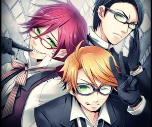 anime, black butler, and article image