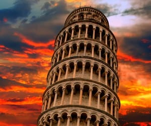 italy, Pisa, and travel image