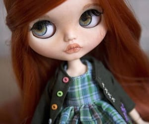 blythe, dolls, and doll image