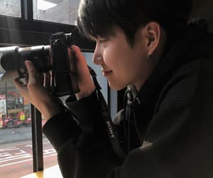 boy, korean, and ulzzang image