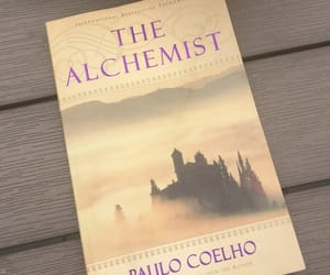 alchemist, book, and books image