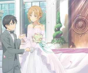 asuna, SAO, and sword art online image