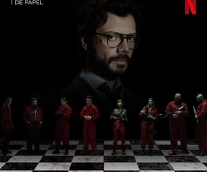 professor, money heist, and la casa de papel image