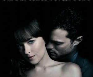 Jamie Dornan, dakota johnson, and christian grey image