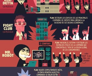 fight club, sistema, and pictoline image