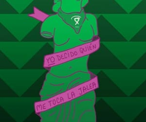 abortion, argentina, and feminism image