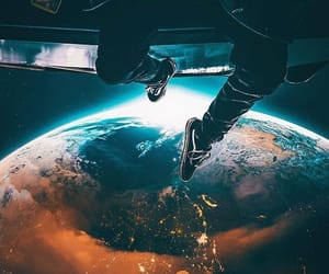 earth, feet, and out image