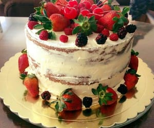 bakery, birthday cake, and cakes image