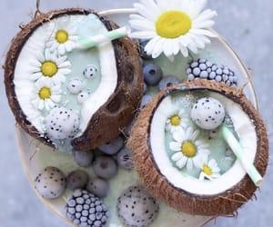 dessert, food, and fruit image