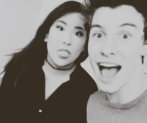 shawn mendes and livia tsang image