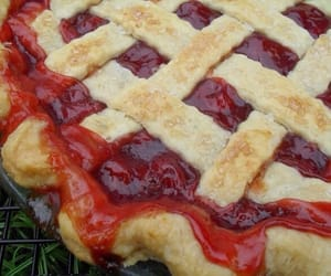 pie, aesthetic, and food image