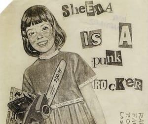 punk, ramones, and sheena image