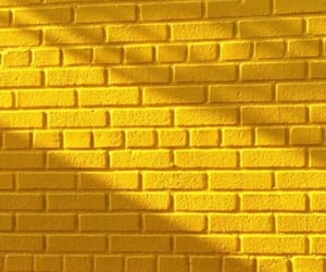 yellow, aesthetic, and wallpaper image
