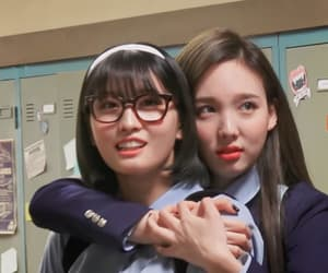 momo, twice, and nayeon image