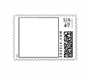postage and stamp image