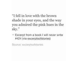 brown eyes, quote, and quotes image